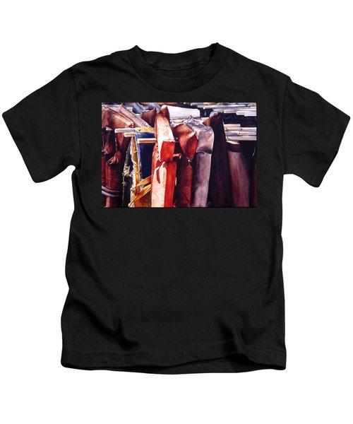 More Pfd Kids T-Shirt