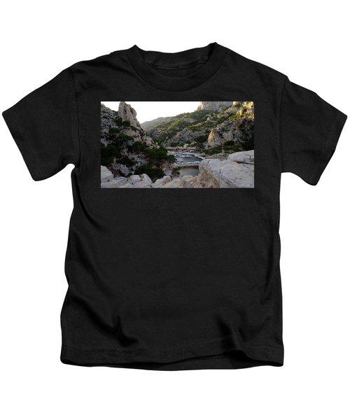 Morgiou Village Kids T-Shirt