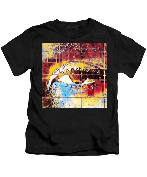Morning Blues Kids T-Shirt