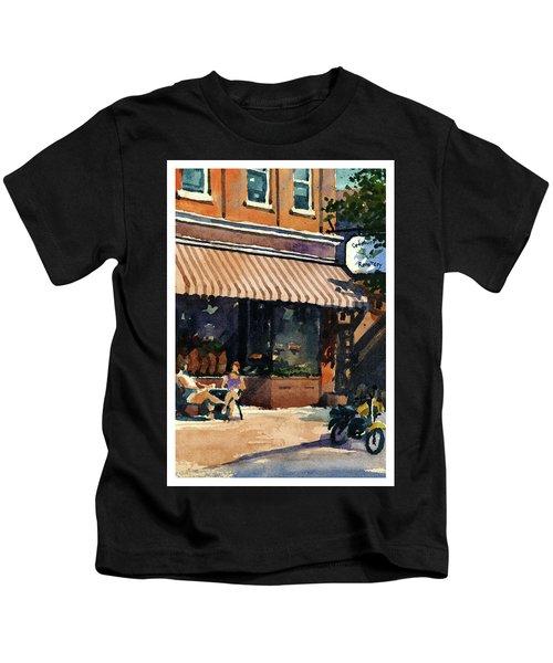 Morning Cuppa Joe Kids T-Shirt