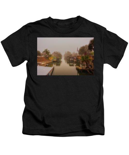 Morning Fog  Kids T-Shirt