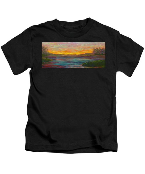 Southern Sunrise Kids T-Shirt
