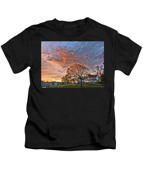 Morning Sky Kids T-Shirt