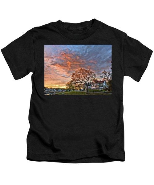 Morning Sky Kids T-Shirt