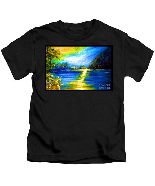 Morning Sunrise 9.6 Kids T-Shirt