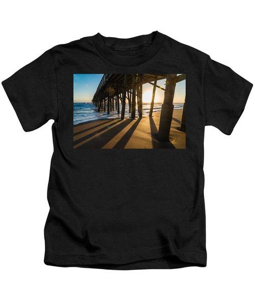 Morning Views Kids T-Shirt