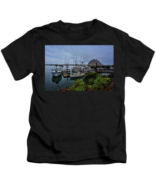 Morro Bay Kids T-Shirt