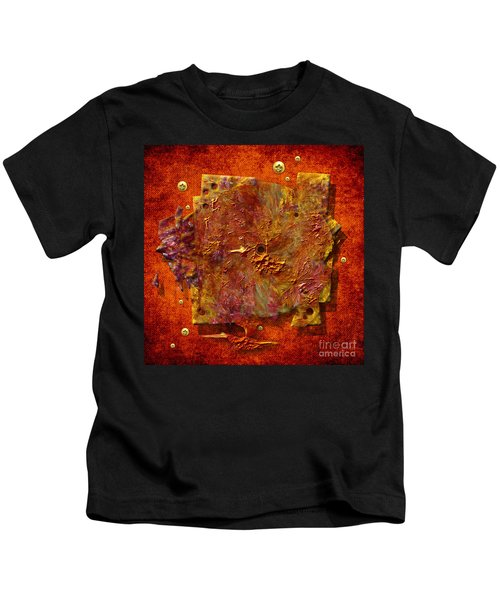 Mortar Disc Kids T-Shirt