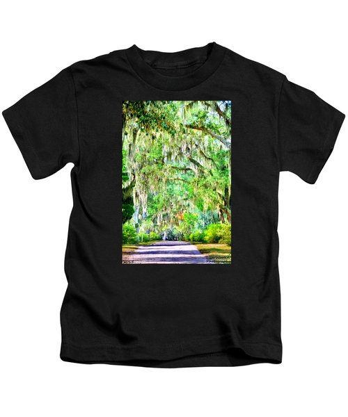 Mossy Oak Pathway H D R Kids T-Shirt