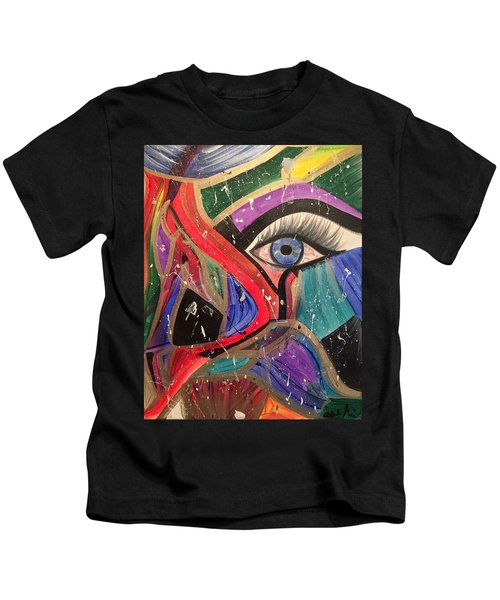 Motley Eye Kids T-Shirt