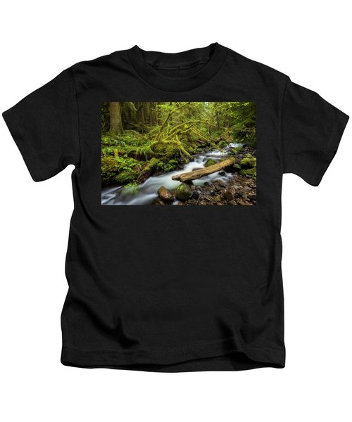 Mount Hood Creek Kids T-Shirt