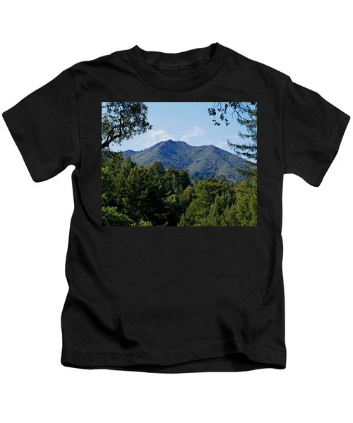 Mount Tamalpais Kids T-Shirt