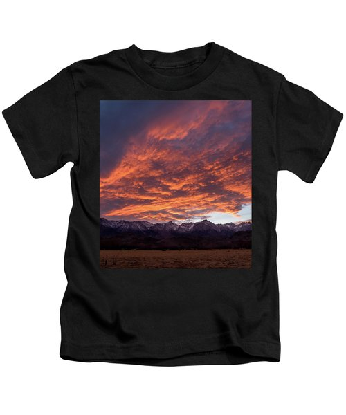Mount Whitney Kids T-Shirt