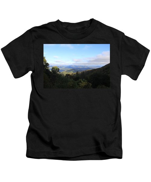 Mountain Landscape 1 Kids T-Shirt
