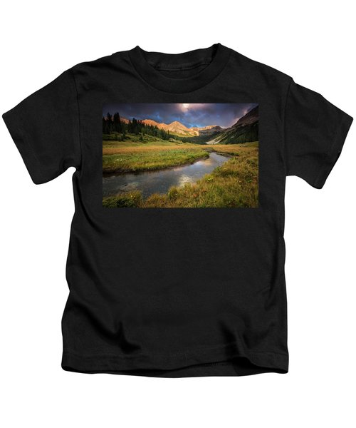 Mountain Light Kids T-Shirt