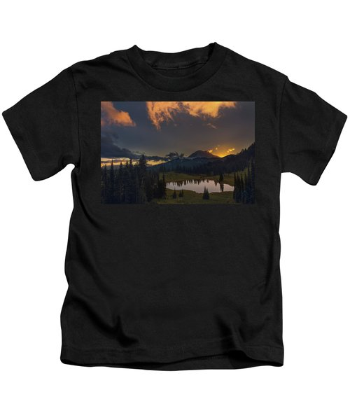 Mountain Show Kids T-Shirt