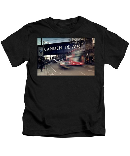 Move Quickly Kids T-Shirt