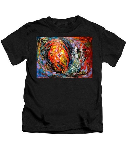 Moving Energy Kids T-Shirt