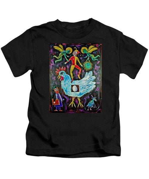 Moving On Kids T-Shirt
