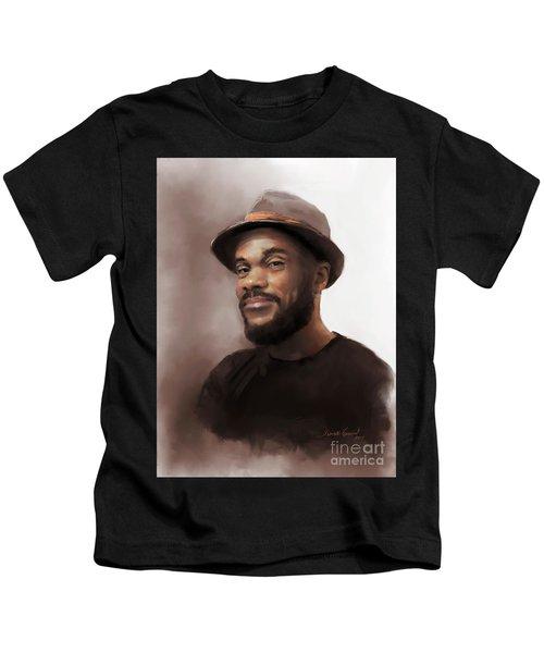 Mr. Brooks Kids T-Shirt