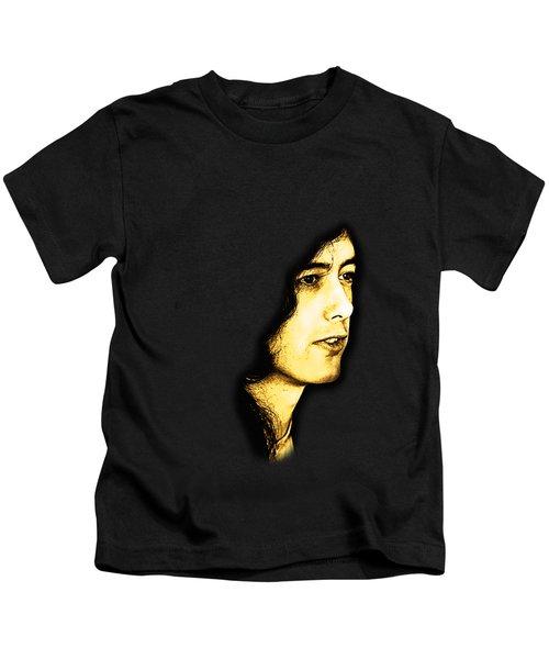 Mr Page Kids T-Shirt