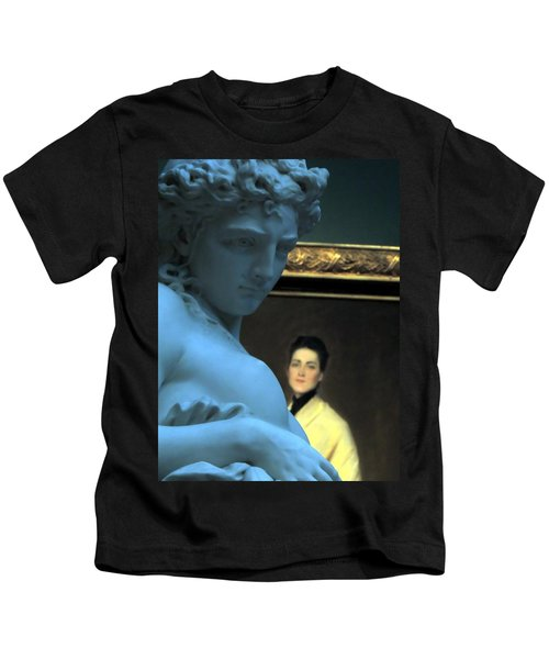 Museum Critic Kids T-Shirt