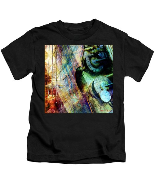 Music II Kids T-Shirt