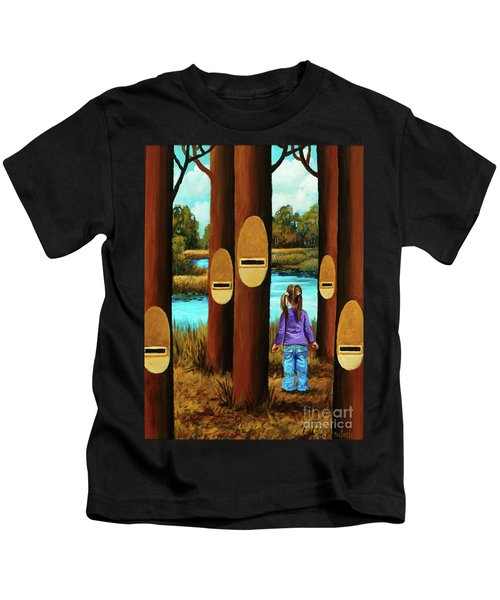 Music Of Forest Kids T-Shirt
