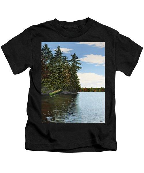 Muskoka Shores Kids T-Shirt