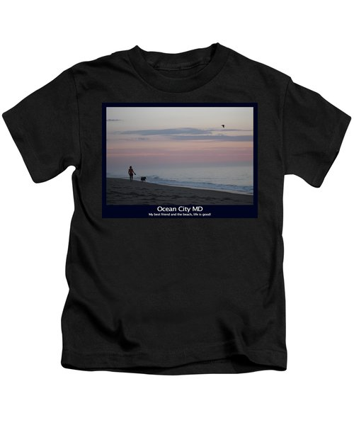 My Best Friend And The Beach Kids T-Shirt
