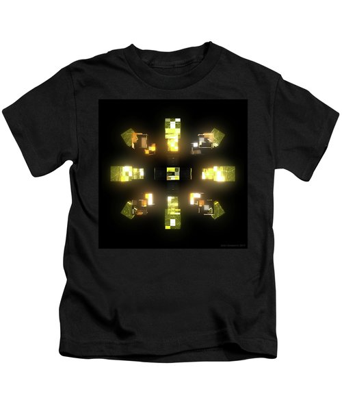My Cubed Mind - Frame 172 Kids T-Shirt