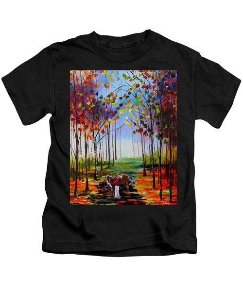 My Horse Kids T-Shirt