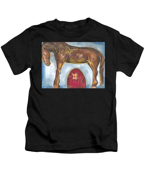 My Mane House Kids T-Shirt