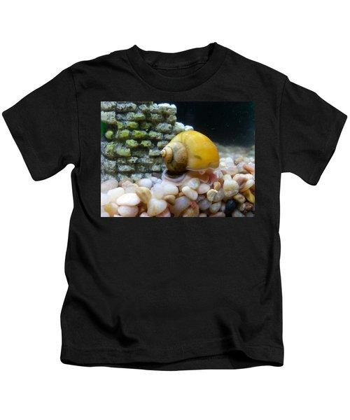 Mystery Snail Kids T-Shirt
