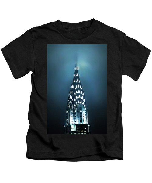 Mystical Spires Kids T-Shirt