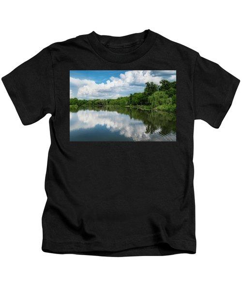 Nathanael Greene Park Kids T-Shirt