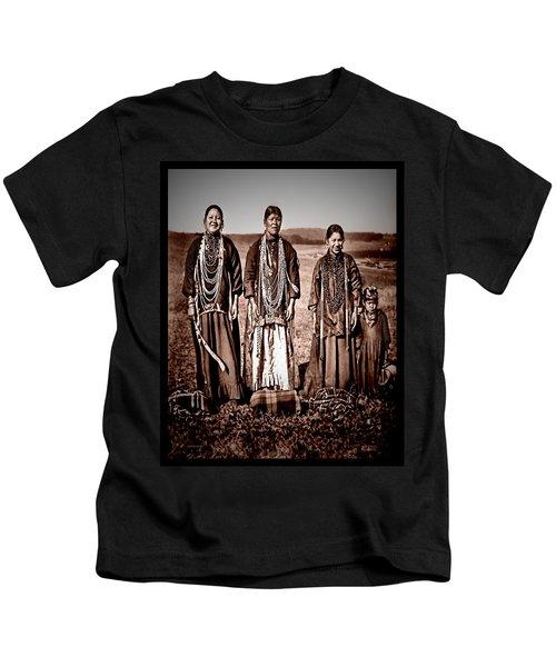 Native Pride Kids T-Shirt