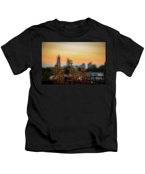 Nature In The City Kids T-Shirt