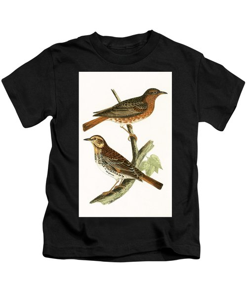 Naumann's Thrush Kids T-Shirt