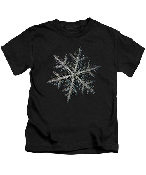 Neon, Black Version Kids T-Shirt