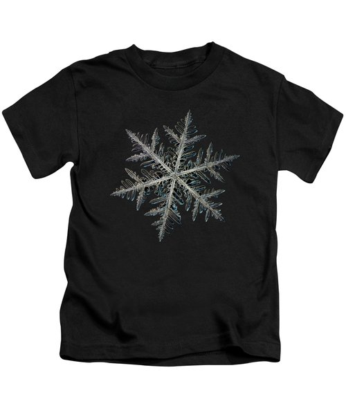 Neon, Black Version Kids T-Shirt