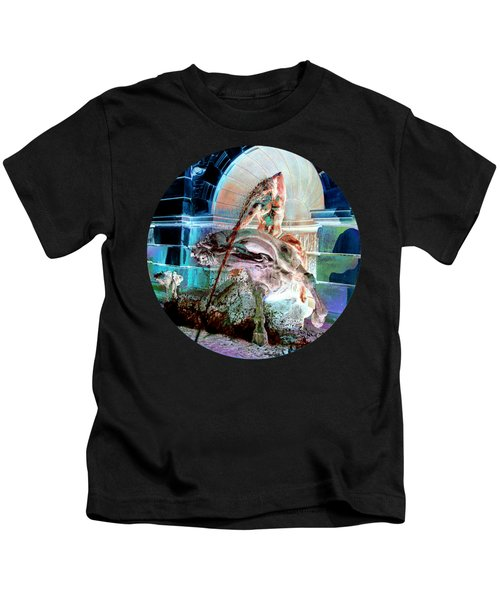 Neptune Nymph 3 Kids T-Shirt