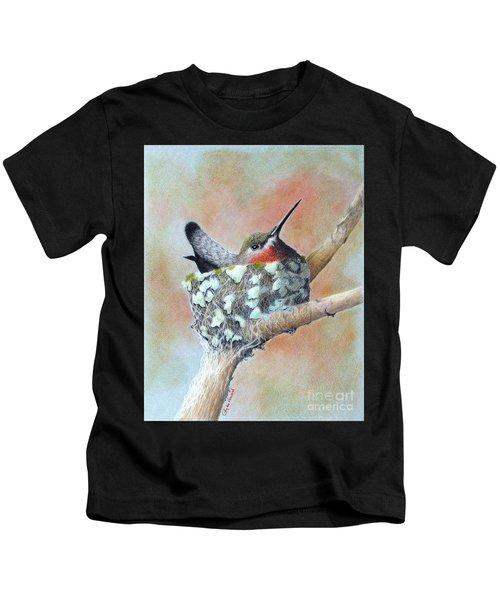 Nesting Anna Kids T-Shirt