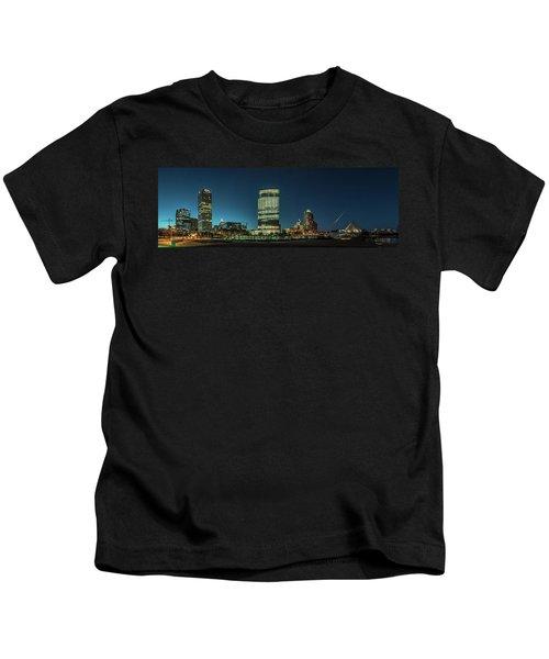 New Milwaukee Skyline Kids T-Shirt