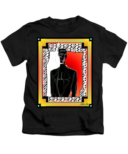 Amazing Grace Jones Kids T-Shirt