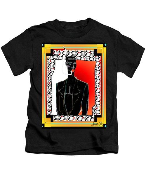 Amazing Grace Jones Kids T-Shirt