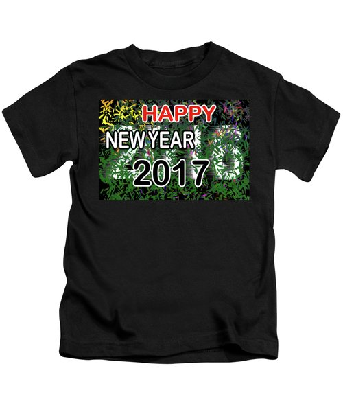 New Year Kids T-Shirt