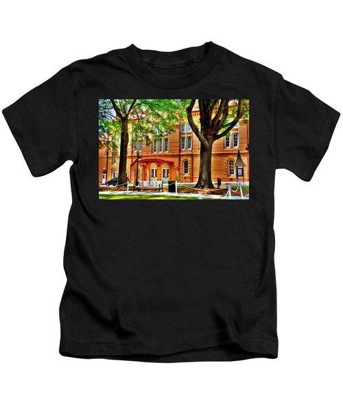 Newberry Opera House Newberry Sc Kids T-Shirt