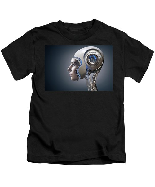 Next Generation Cyborg Kids T-Shirt