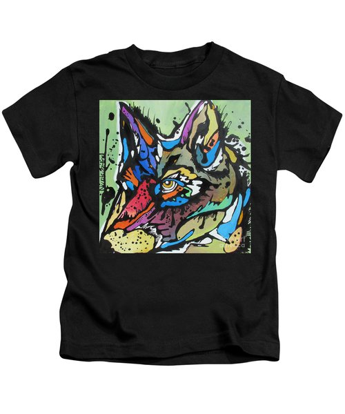 Nico The Coyote Kids T-Shirt